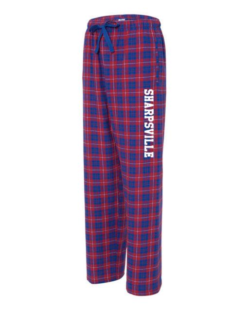000009_Flannel BD_red_royal