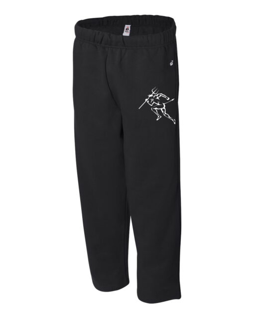 DVL Open-Bottom Sweatpants